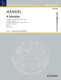 4 Sonaten aus op. 1 – Altblockflöte u. Bc - laflutedepan.com