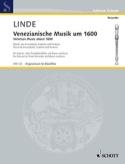 Venezianische Musik um 1600 –Sopran-oder Tenorblockflöte u. Bc laflutedepan.com