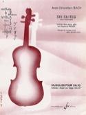 6 Suites pour Violoncelle Transcrites pour Alto Vol. 2 laflutedepan.com