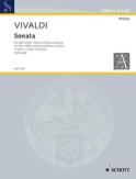 Sonate c-moll RV 53 –Oboe (Flöte, Violine) und Bc - laflutedepan.com