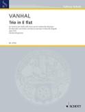 Trio Es-Dur Op. 20 N° 5 Johann Baptist Vanhal laflutedepan.com