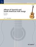Album spanischer und südamerikanischer Volkslieder laflutedepan.com