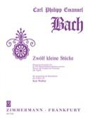 12 Kleine Stücke Wq 81 -2 Flöten Bc laflutedepan.com