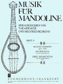 Invention / 3 Mementos –2 Mandolinen - laflutedepan.com