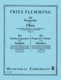 60 Ubungsstücke Für Oboe Volume 1 Fritz Flemming laflutedepan.com