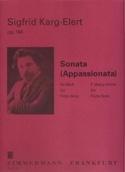 Sonata appassionata op. 140 - Flûte solo laflutedepan.com