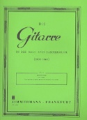 Trio für Flöte (Violine), Klarinette (Viola) u. Gitarre - laflutedepan.com