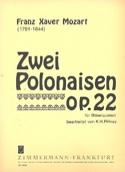2 Polonaisen op. 22 - Bläserquintett laflutedepan.com