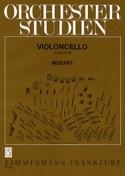 Orchesterstudien - Violoncello MOZART Partition laflutedepan.com
