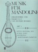 Fantasia Nr. 1 / Solo / Anatolisches Capriccio laflutedepan.com