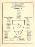 Solfège Rythmique Cahier N° 1 - Dante Agostini - laflutedepan.com