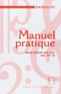 DANDELOT Manuel pratique - Ancienne édition - laflutedepan.com
