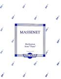 Méditation de Thais - Alto Jules Massenet Partition laflutedepan.com