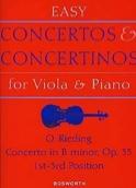 Concerto op. 35 en si mineur – Alto - Oskar Rieding - laflutedepan.com