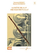 La Flûte de A à Z - Volume 1 laflutedepan.com