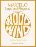 Largo and Allegretto – Oboe Piano - laflutedepan.com