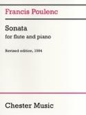 Sonate - Francis Poulenc - Partition - laflutedepan.com