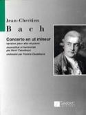 Concerto en ut mineur Johann Christian Bach Partition laflutedepan.com