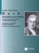 Concerto en ut mineur - Violoncelle laflutedepan.com