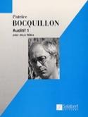 Auditif 1 - 2 Flûtes Patrice Bocquillon Partition laflutedepan.com
