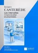 Les Intervalles – Volume 2 - Jacques Casterède - laflutedepan.com