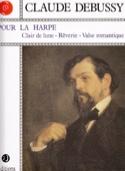 Pour la Harpe DEBUSSY Partition Harpe - laflutedepan.com