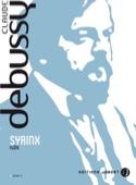 Syrinx - Flûte Seule DEBUSSY Partition laflutedepan.com