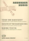 Tänze der Barockzeit -Blockflöte u. Klavier laflutedepan.com