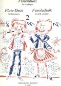 Flute Duos For Beginners Volume 2 Laszlo Csupor laflutedepan.com