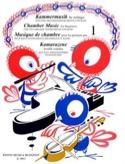 Musique de chambre pour les 1ers pas, Volume 1 laflutedepan.com