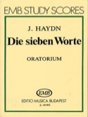 Die sieben Worte - Oratorio . - Joseph Haydn - laflutedepan.com