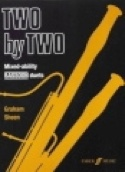 Two by Two - Bassoon Duets Partition Basson - laflutedepan.com