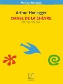 Danse de la chèvre - Arthur Honegger - Partition - laflutedepan.com