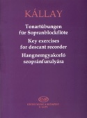 Exercices De Tonalités (Flûte A Bec Soprano) - laflutedepan.com