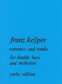 Romance and Rondo Franz Keyper Partition laflutedepan.com