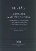 Hommage à Mihaly Andras –Spielpartitur - laflutedepan.com