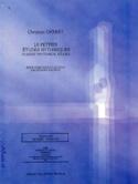 18 Petites études rythmiques – Flûte Christian Chéret laflutedepan.com
