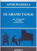Le Grand Tango - Violoncelle Astor Piazzolla laflutedepan.com