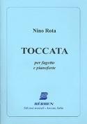 Toccata ROTA Partition Basson - laflutedepan