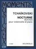 Nocturne Op. 19 N° 4 – Cello - laflutedepan.com