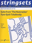 Suite from The Nutcracker TCHAIKOVSKY Partition laflutedepan.com