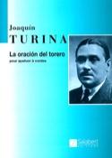 La Oracion Del Torero (Quatuor) – Parties - laflutedepan.com