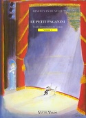 Le Petit Paganini Volume 1 Partition Violon - laflutedepan.com