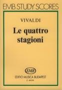 Le quattro stagioni – Partitura Antonio Vivaldi laflutedepan.com