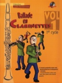 Ballade en clarinettes - Volume 1 Cycle 1 Partition laflutedepan.com