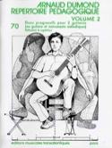 Répertoire Pédagogique Volume 2 - Arnaud Dumond - laflutedepan.com
