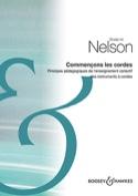 Commençons les cordes - Sheila M. Nelson - Livre - laflutedepan.com