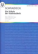 Ecole de la Technique Volume 1 - Schradieck Henry - laflutedepan.com