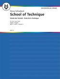 Ecole de la Technique Volume 1 - Alto laflutedepan.com