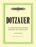 113 Violoncello Etüden - Heft 2 35-62 laflutedepan.com